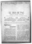 EL IRIS DE PAZ 31 de mayo de 1902
