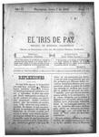EL IRIS DE PAZ 7 de junio de 1902