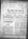 EL IRIS DE PAZ 14 de junio de 1902