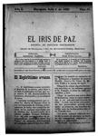 EL IRIS DE PAZ 5 de julio de 1902