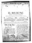EL IRIS DE PAZ 12 de julio de 1902