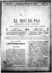 EL IRIS DE PAZ 19 de julio de 1902