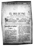 EL IRIS DE PAZ 26 de julio de 1902