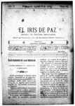 EL IRIS DE PAZ 2 de agosto de 1902