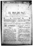 EL IRIS DE PAZ 16 de agosto de 1902