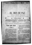 EL IRIS DE PAZ 6 de septiembre de 1902