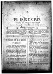 EL IRIS DE PAZ 13 de septiembre de 1902