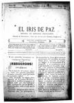 EL IRIS DE PAZ 4 de octubre de 1902
