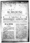 EL IRIS DE PAZ 11 de octubre de 1902