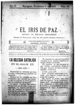 EL IRIS DE PAZ 1 de noviembre de 1902
