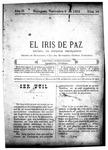 EL IRIS DE PAZ 8 de noviembre de 1902