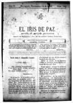EL IRIS DE PAZ 15 de noviembre de 1902