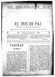 EL IRIS DE PAZ 22 de noviembre de 1902