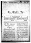EL IRIS DE PAZ 6 de diciembre de 1902