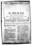 EL IRIS DE PAZ 27 de diciembre de 1902