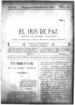 EL IRIS DE PAZ 26 de diciembre de 1903