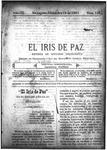EL IRIS DE PAZ 19 de diciembre de 1903
