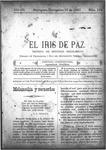 EL IRIS DE PAZ 28 de noviembre de 1903