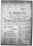 EL IRIS DE PAZ 14 de noviembre de 1903