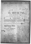 EL IRIS DE PAZ 31 de octubre de 1903