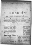 EL IRIS DE PAZ 24 de octubre de 1903