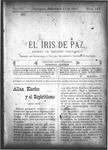 EL IRIS DE PAZ 12 de septiembre de 1903