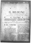 EL IRIS DE PAZ 5 de septiembre de 1903