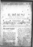 EL IRIS DE PAZ 8 de agosto de 1903