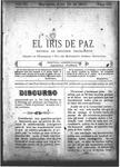 EL IRIS DE PAZ 18 de julio de 1903