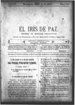 EL IRIS DE PAZ 4 de julio de 1903