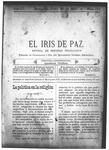 EL IRIS DE PAZ 20 de junio de 1903