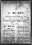 EL IRIS DE PAZ 13 de junio de 1903