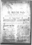 EL IRIS DE PAZ 30 de mayo de 1903