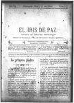 EL IRIS DE PAZ 16 de mayo de 1903