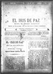 EL IRIS DE PAZ 9 de mayo de 1903