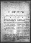 EL IRIS DE PAZ 2 de mayo de 1903