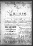 EL IRIS DE PAZ 4 de abril de 1903
