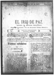 EL IRIS DE PAZ 28 de marzo de 1903