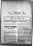 EL IRIS DE PAZ 21 de marzo de 1903