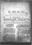 EL IRIS DE PAZ 14 de marzo de 1903