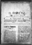 EL IRIS DE PAZ 7 de marzo de 1903
