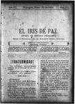 EL IRIS DE PAZ 31 de enero de 1903