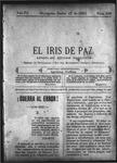 EL IRIS DE PAZ 17 de enero de 1903