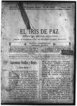 EL IRIS DE PAZ 10 de enero de 1903