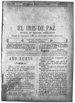 EL IRIS DE PAZ 3 de enero de 1903