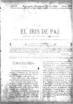 EL IRIS DE PAZ 17 de diciembre de 1904