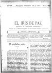 EL IRIS DE PAZ 10 de diciembre de 1904
