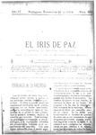 EL IRIS DE PAZ 26 de noviembre de 1904