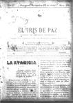 EL IRIS DE PAZ 12 de noviembre de 1904