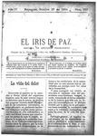 EL IRIS DE PAZ 29 de octubre de 1904